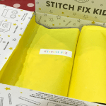 Stitch Fix Kids Review | October 2018