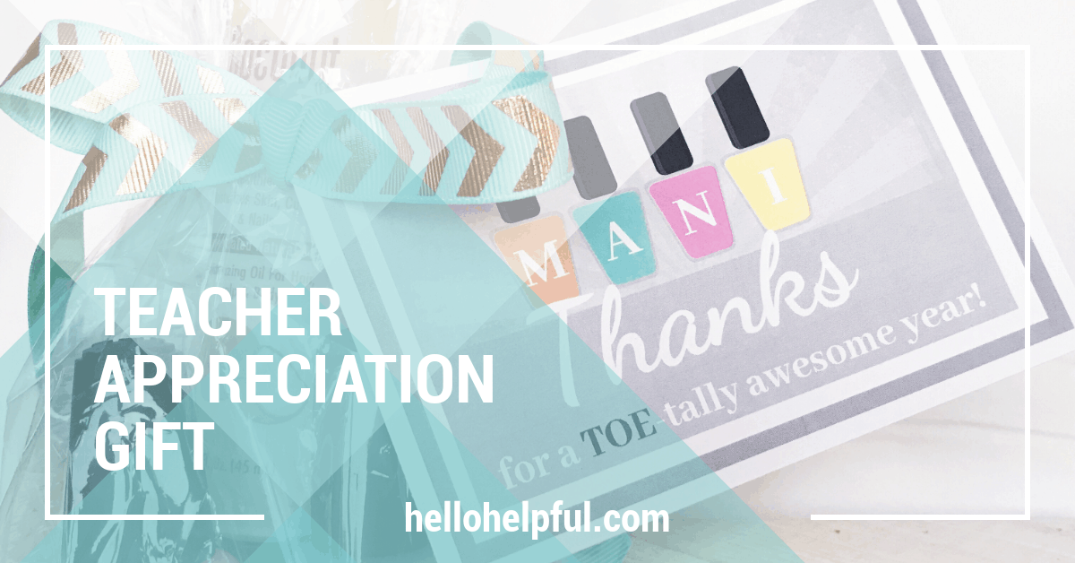 graphic about Mani Thanks Free Printable named Mani Due Trainer Appreciation Present No cost Printable